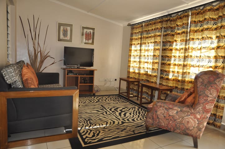 1 BEDROOM FURNISHED & SERVICED COTTAGE