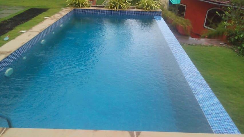 1 BHK Heritage Portuguese Villa in Aldona Goa