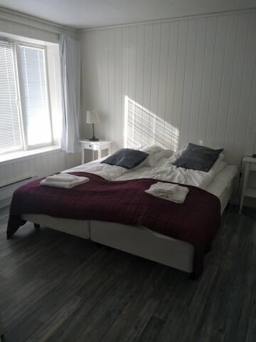 Verkshotell Apartment