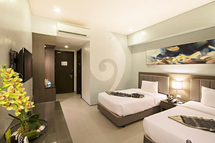 Superior Room - Walking distance to SM City Cebu