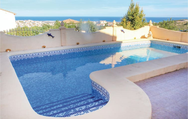 Holiday cottage with 3 bedrooms on 97 m² in El Ràfol d'Almúnia