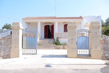 Summerhouse Villetta Idrusa, Torre Vado, Apulia - Pescoluse - Appartement