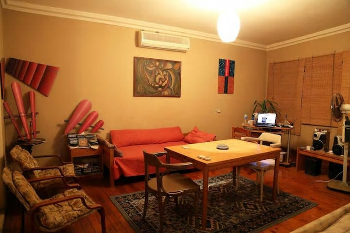 Cosy and spacious - Clarksville - Departamento