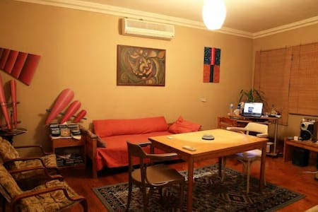 Cosy and spacious - Clarksville - Huoneisto