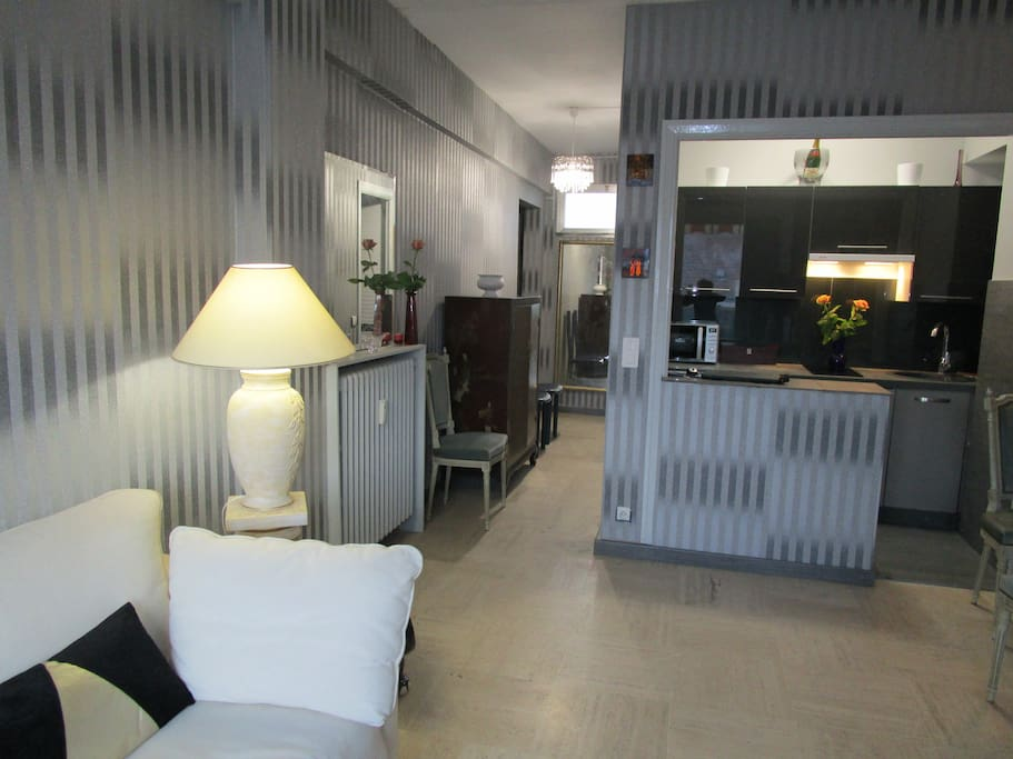 Nice centre t1 balcon terrasse garage appartements for Garage nice centre