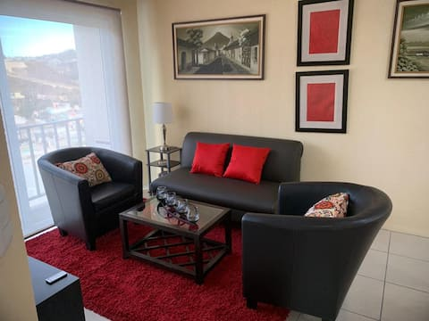 Safe and Cozy apartment in Villa Nueva