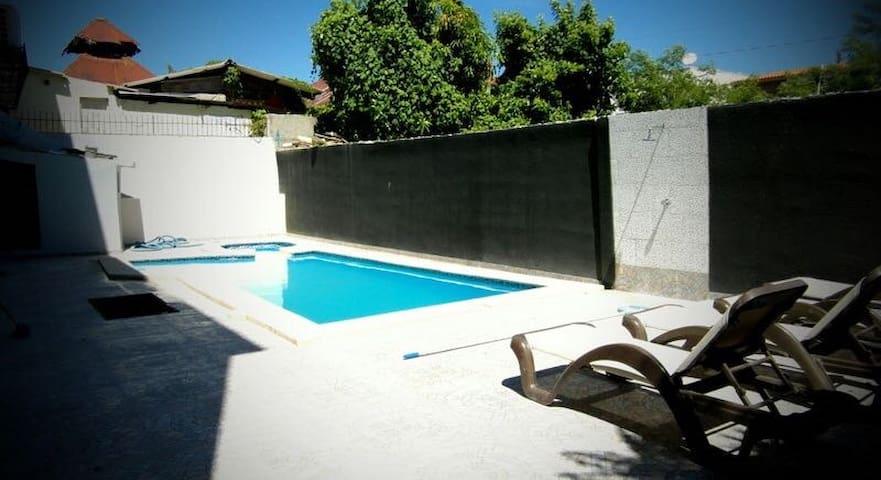 Habitacion privada con su baño en apt en la playa - Puerto Plata - Apto. en complejo residencial