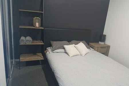 Private modern new apartment - Belconnen - Apartamento