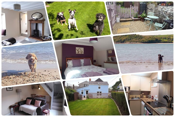 Hafan Fferi, Cosy dog friendly retreat