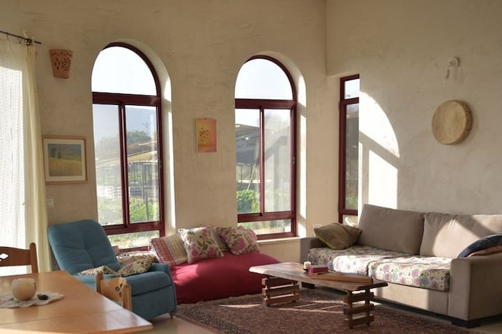 Galilee Home of Arches