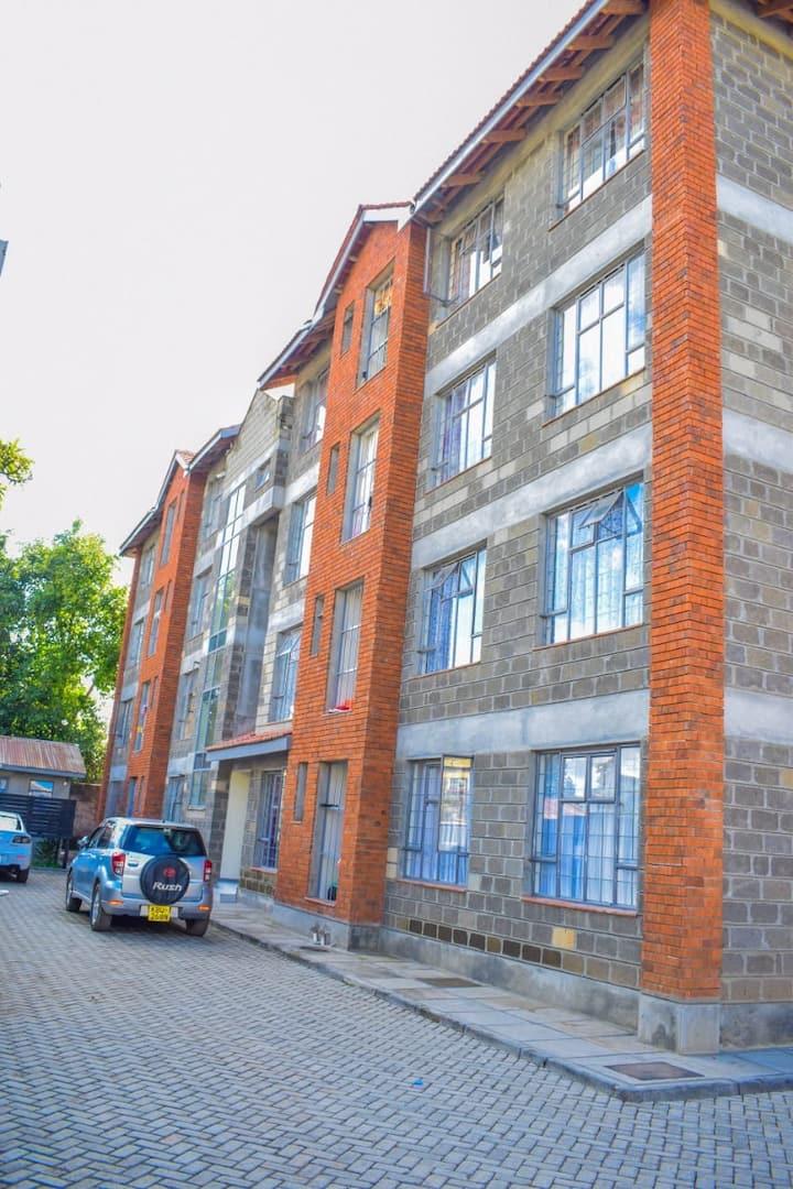 The Brick Apartments