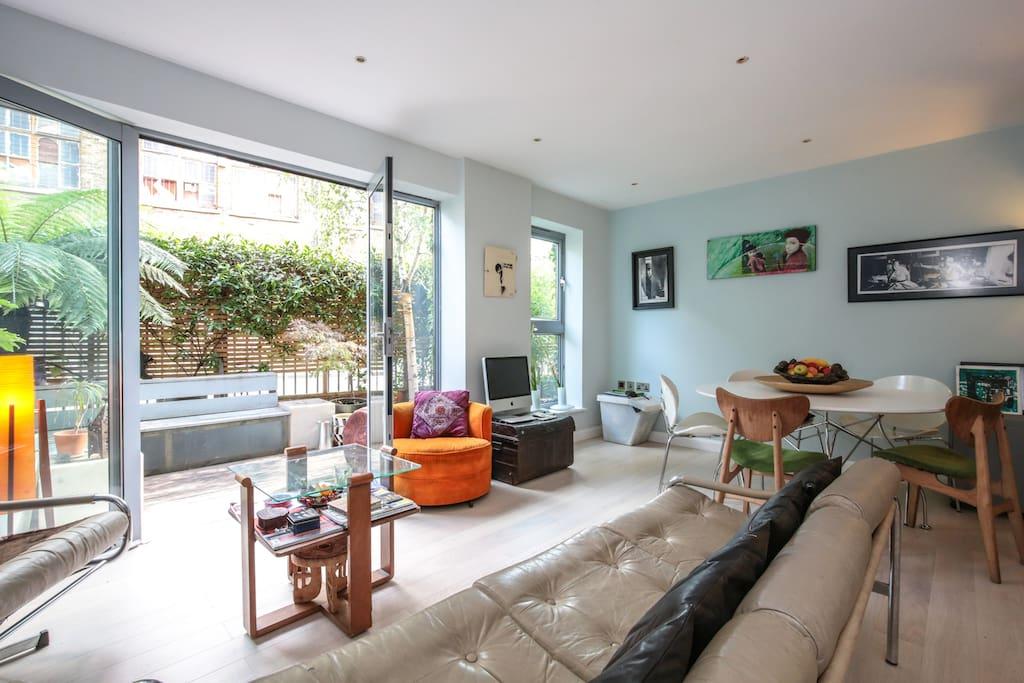 Habitation doble en apartamento moderno apartamentos en alquiler en londres reino unido - Alquilar apartamento en londres ...