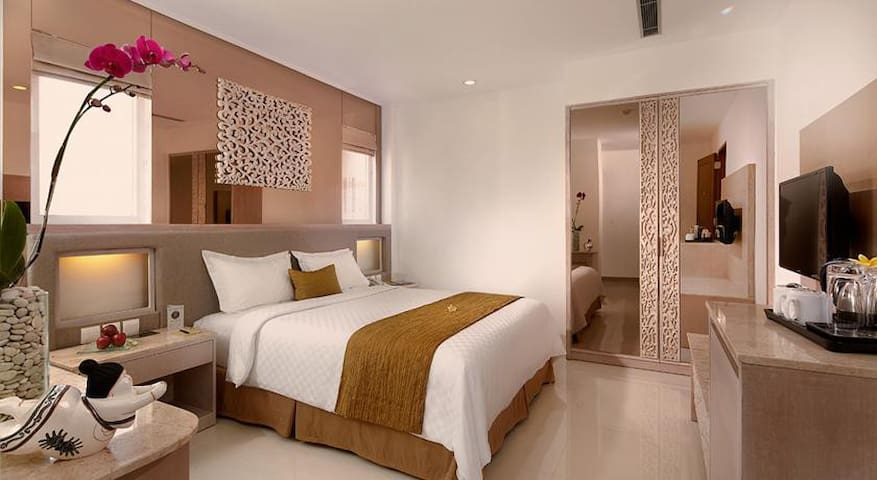 Stylish room in the heart of Kuta - Kuta