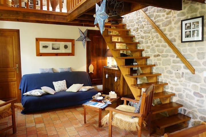Maison charmante en Sud Bretagne ERDEVEN 2km plage - Erdeven - บ้าน