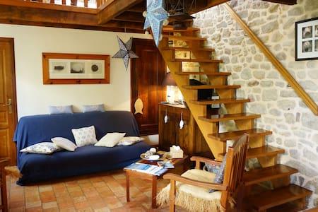 Maison charmante en Sud Bretagne ERDEVEN 2km plage - Erdeven - Casa