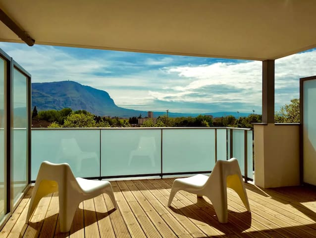 Beautiful Penthouse - Panoramic View