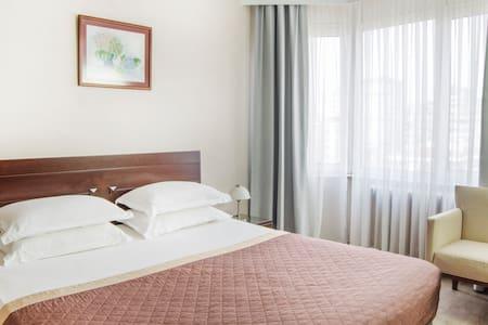 1 bedroom apartment-bedroom