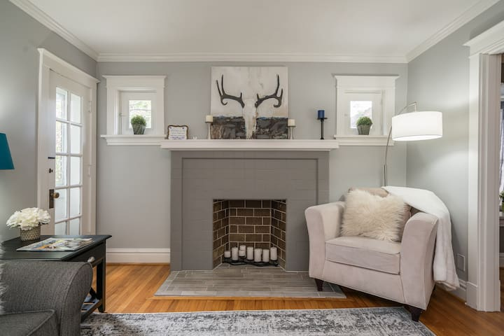 Beautiful Historic cottage in the heart of STL