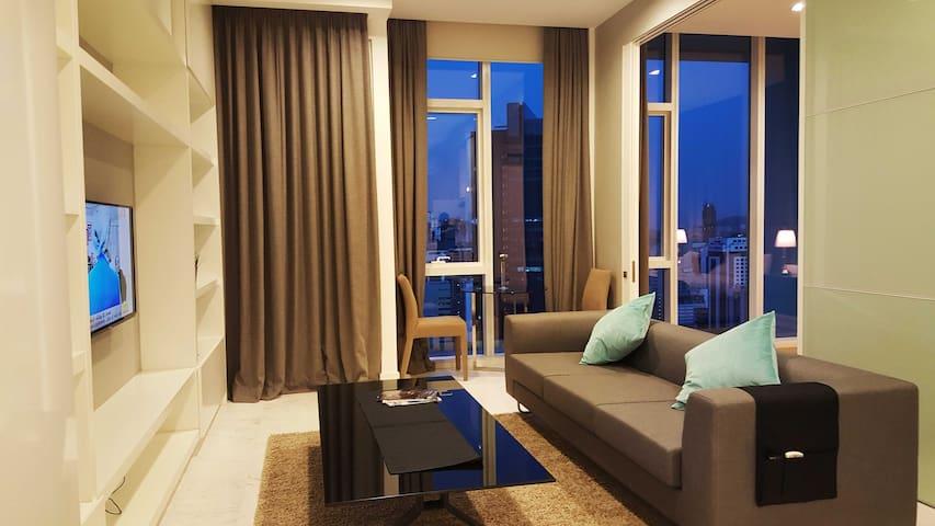 Getaway at The Face Platinum Suites - Kuala Lumpur - Selveierleilighet