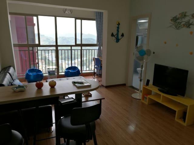 市区中心,全新海洋主题小居 - 贵阳市 - Apartamento