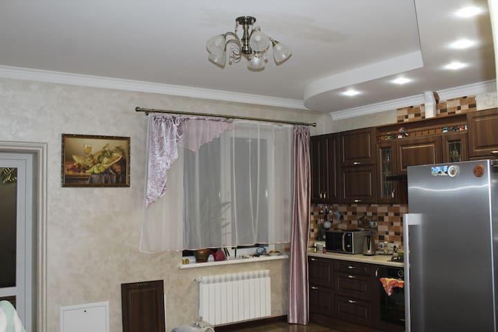 Дом с прекрасным видом в д. Березовая Гора