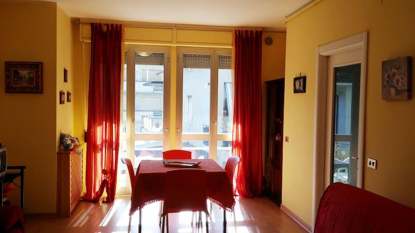 Appartamento 60mq a 300mt dal mare - Tortoreto Lido - Leilighet