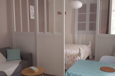 Appartement rénové au cœur du centre ville