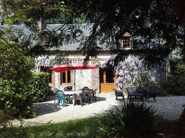 Belle maison entre terre et mer - Etretat - Villainville - Casa