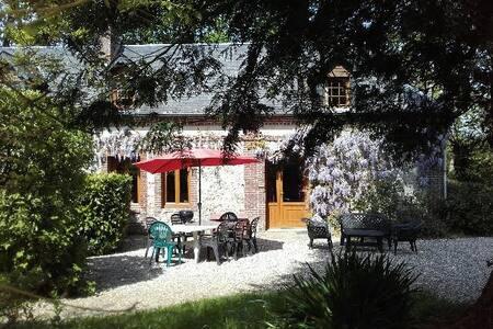 Belle maison entre terre et mer - Etretat - Villainville