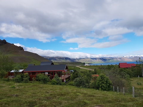 Sommer house in Iceland