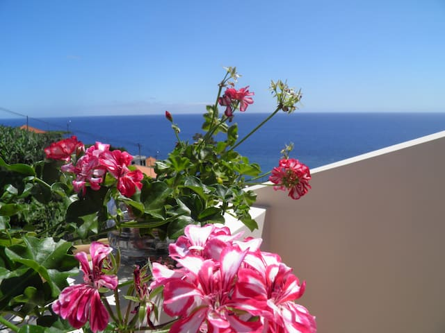 Villa Formosa Studio - Scenic views over the Ocean - Madeira - Appartement