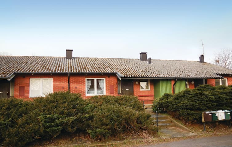 Holiday apartment with 1 bedroom on 58m² in Kivik