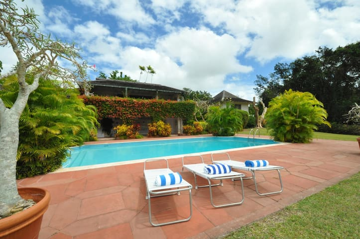 Cristalga, Sandy Lane Estate - Ideal for Couples and Families, Beautiful Pool and Beach - Saint James - Villa