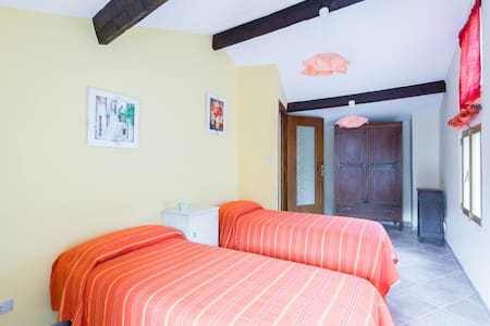 Ca da Zia - 4/6 beds. 30 minutes from Alassio - Vessalico - อพาร์ทเมนท์
