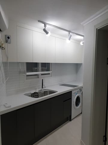3F private kitchen.