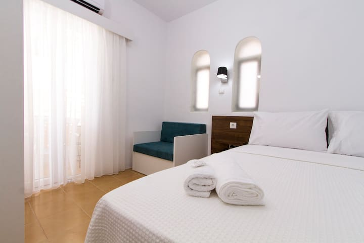 Kissamia Room 15sqm, Free Breakfast & Comfy Bed
