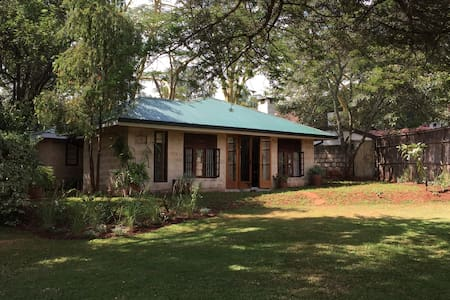 The bedsit - Nairobi