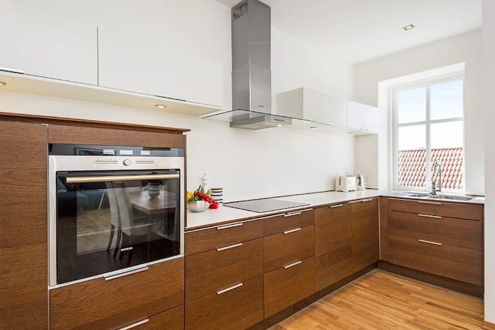 Charming apartment close to Bergen centre.wbalcony - Bergen - Departamento