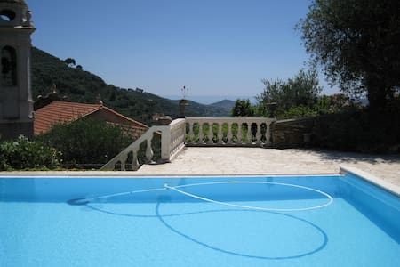 Beautiful Country House in Imperia - Moltedo - Byt
