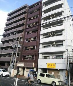 太陽の光をたっぷり使って別の部屋 - 福岡県福岡市 - Wohnung