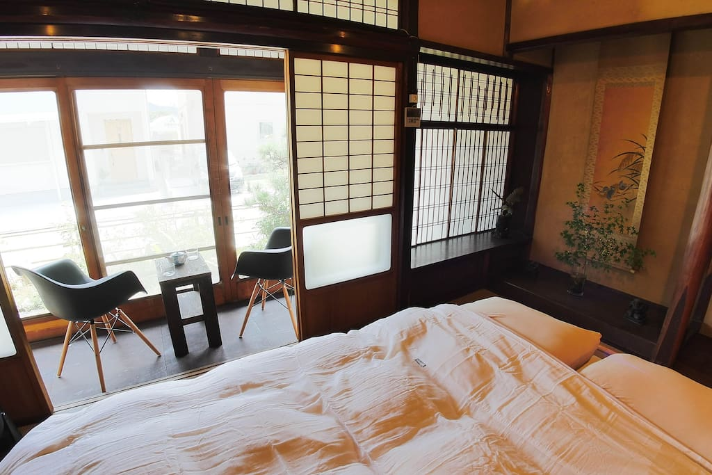 Guest room_Bed
