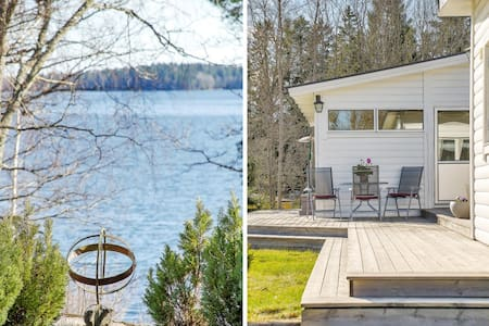 Seaside house in idyllic location