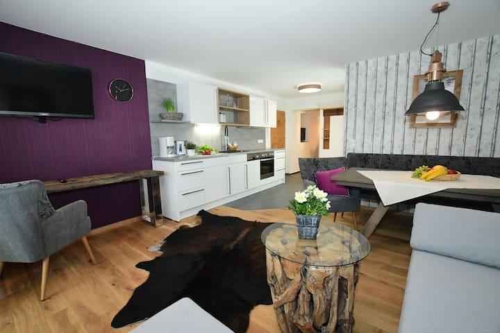 3-Raum Wohnung NR 2 mit Balkon Ost/Süd