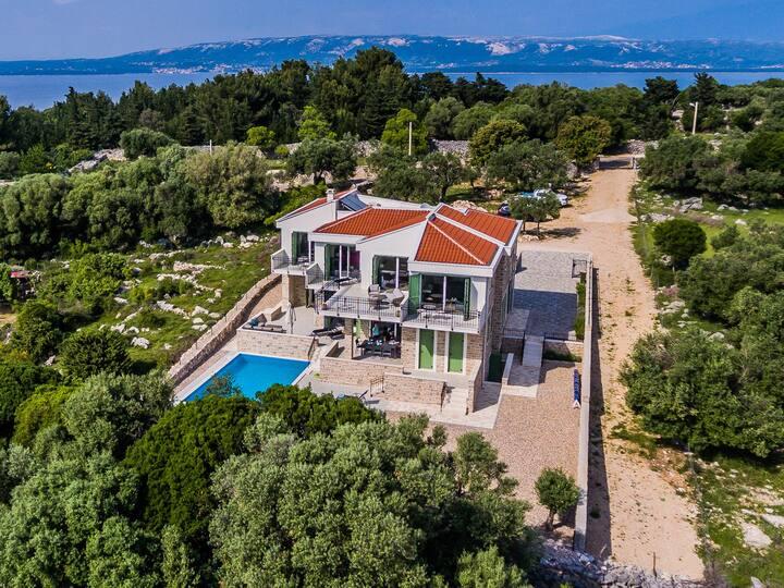 Villa Bramasole Novalja Lun