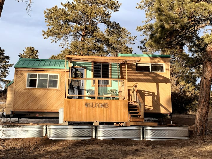 Trembling Pines Luxury Tiny House