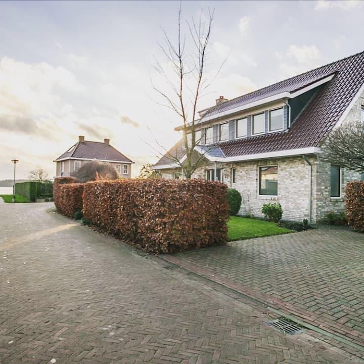 Prachtige plek op enkele kilometers van Groningen