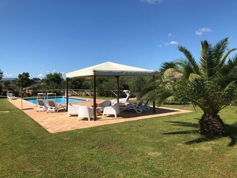 Casa San Pietro, gerestaureerd met zwembad
