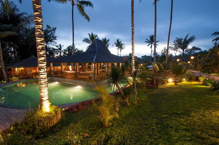 Nag Shampa, Luxury Villa n° 1 - Ubud - Pensió