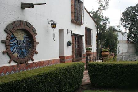 Un lugar con sabor a México - Ciudad de México
