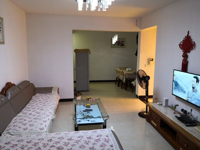 川北医学院旁尚品观邸温馨两居室